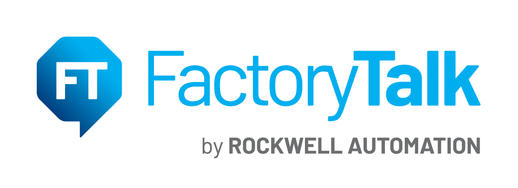 Rockwell FactoryTalk logo