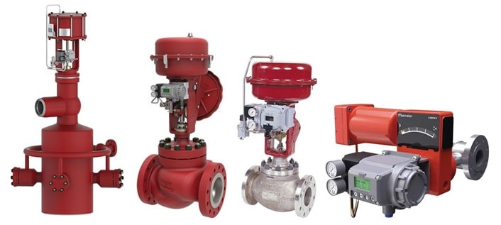 Masoneilan valves