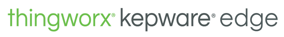 Thingworx Kepware Edge Logo